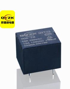 5v10a继电器 - QYT73