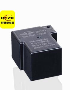 24V 40A大电流继电器-QYT90