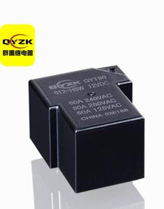 12V 60A大电流继电器-QYT90