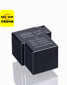 24V 60A大电流继电器-QYT90