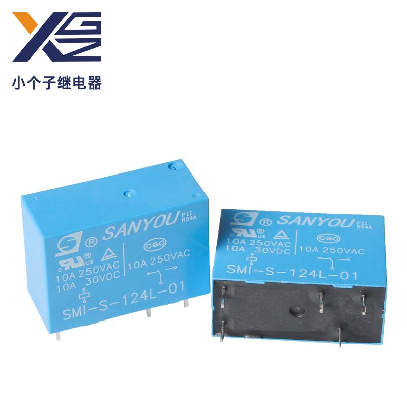 三友SMI-S-124L-01繼電器