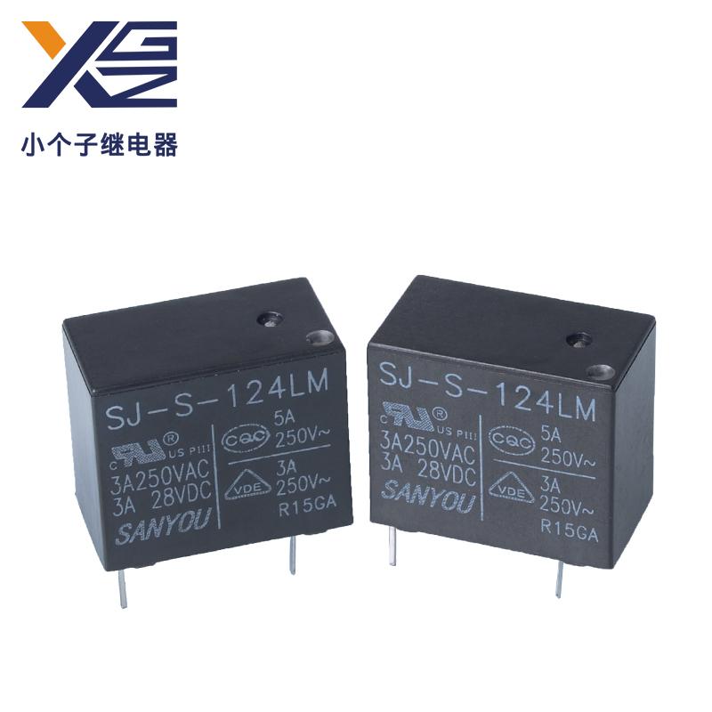 三友SJ-S-124LM繼電器