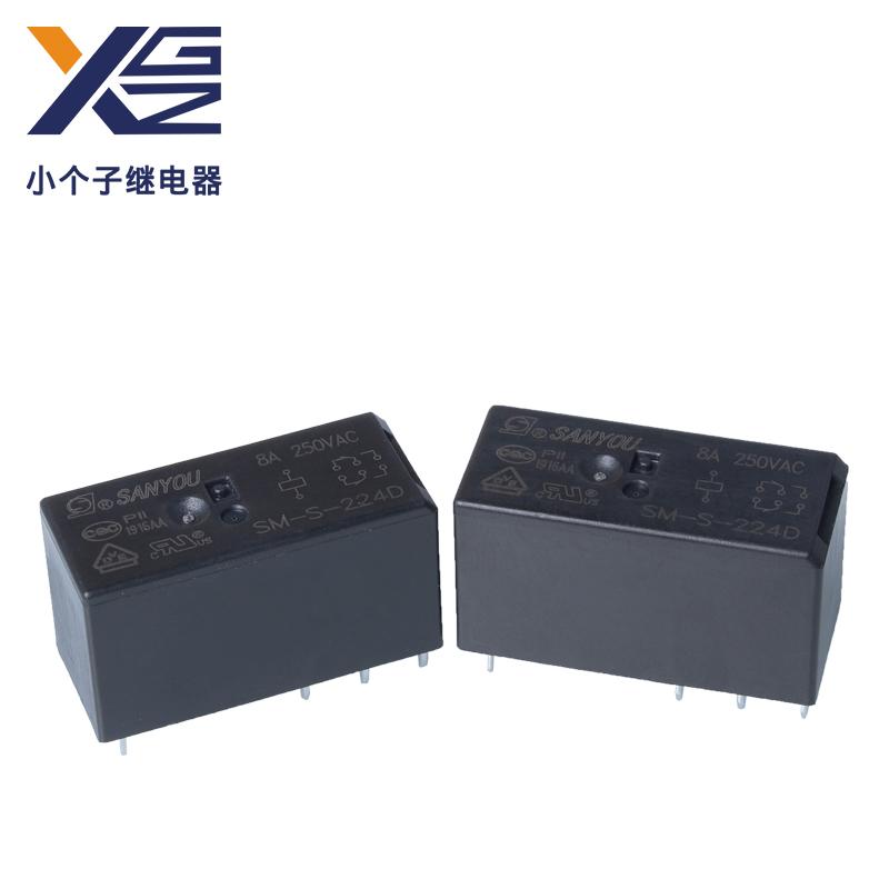 三友SM-S-224D繼電器
