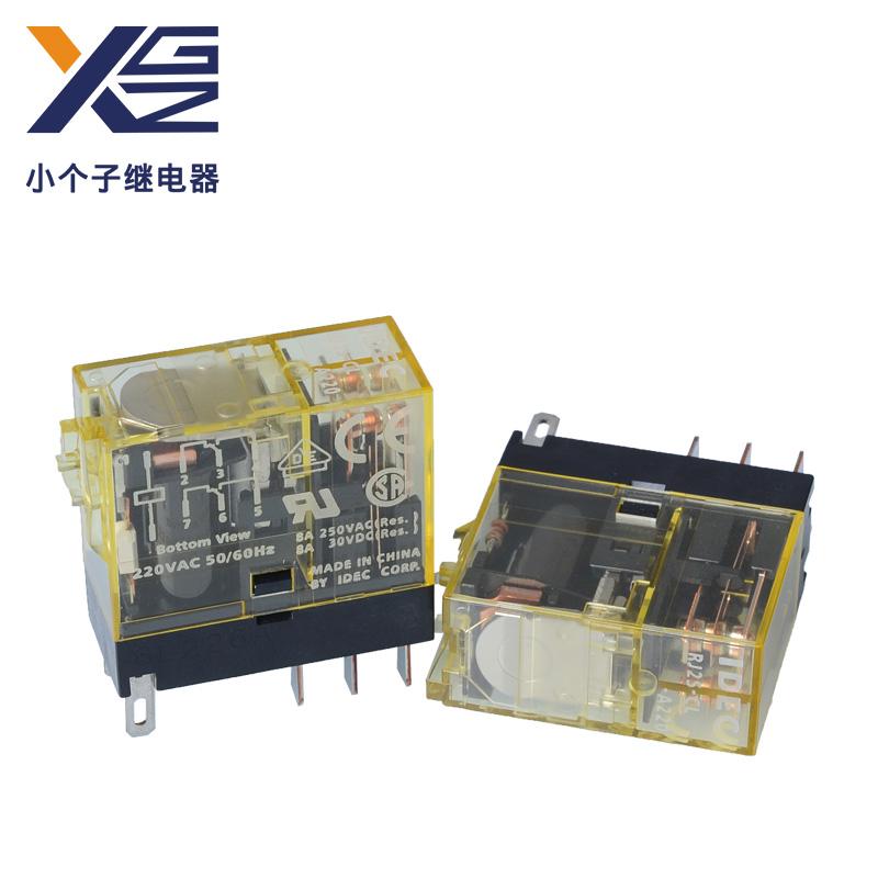 和泉RJ2S-CL-A220繼電器