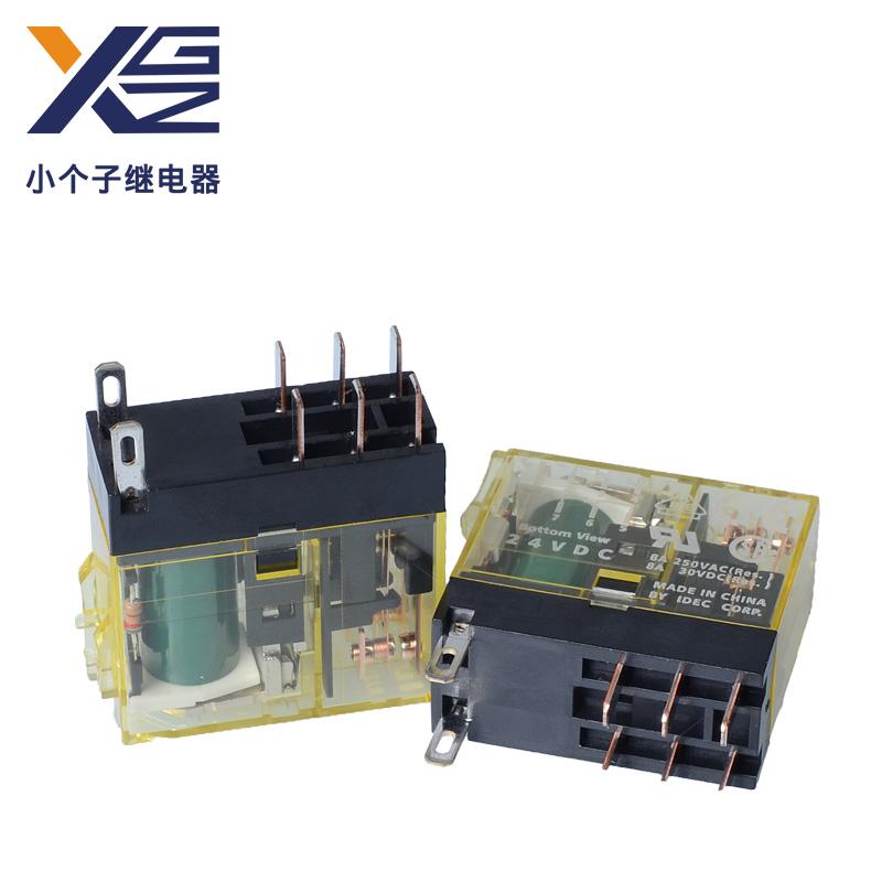 和泉RJ2S-CL-D24繼電器