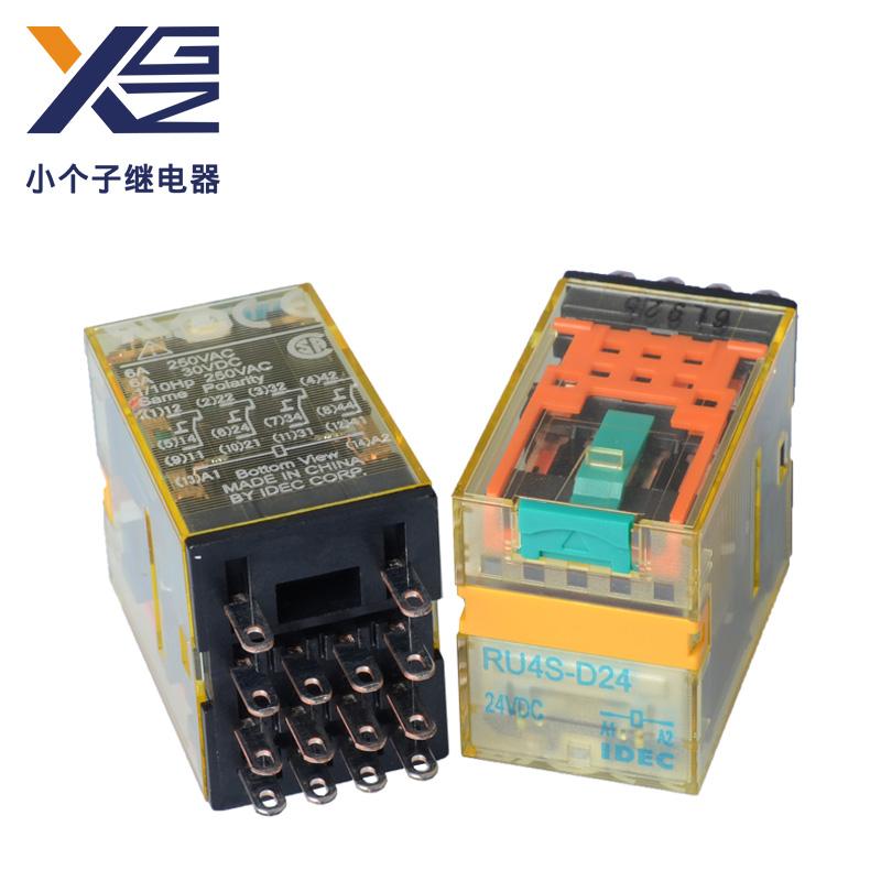 和泉RU4S-D24繼電器