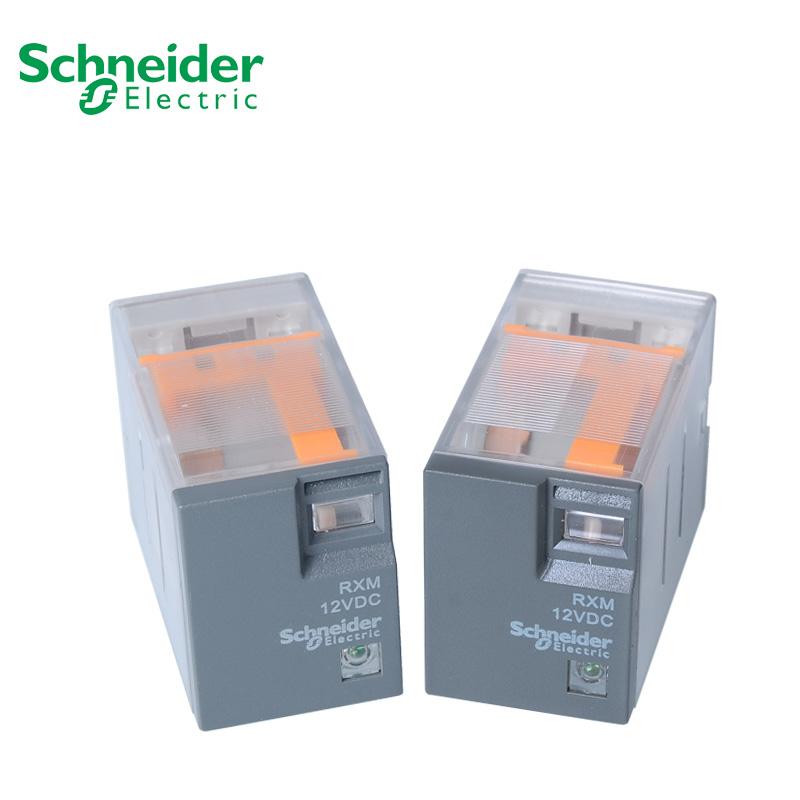 施耐德小型继电器RXM2LB2JD