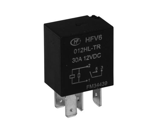 宏发HFV6-012Z-TR继电器