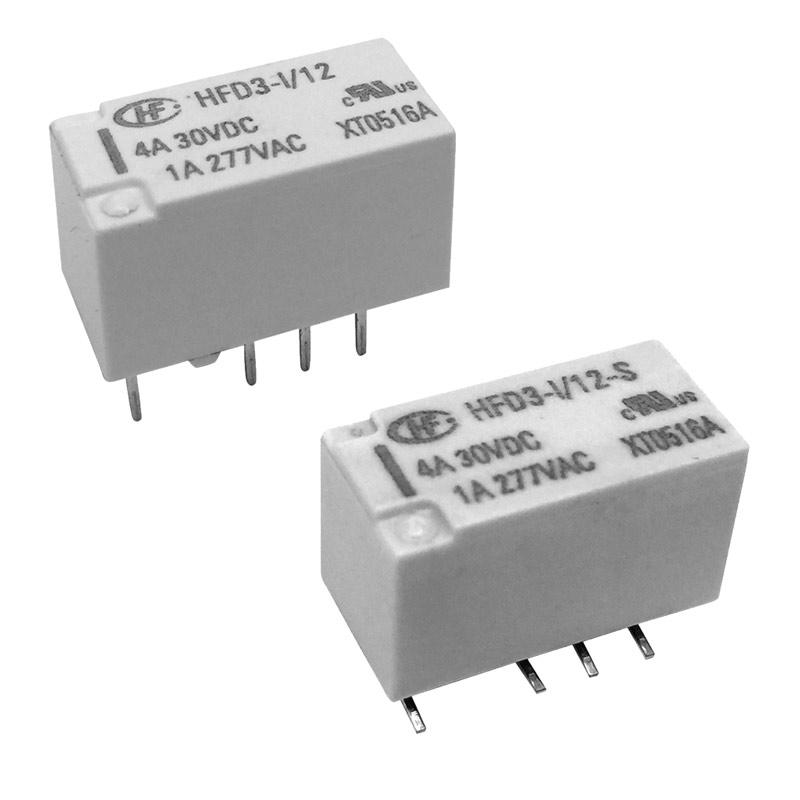 宏发 HFD3-I/12-L2SR继电器