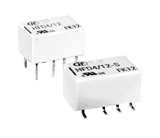 宏发HFD4/12-LSR继电器