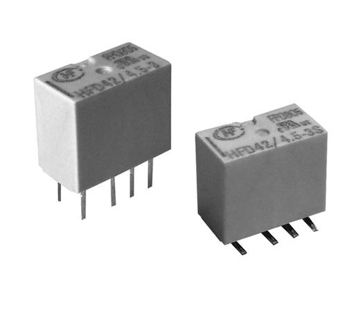 宏发HFD42/09-L13SR继电器