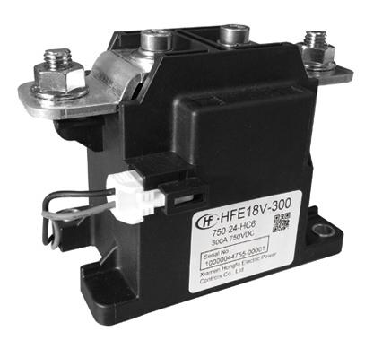 宏发HFE18V-300/750-24-HC6继电器