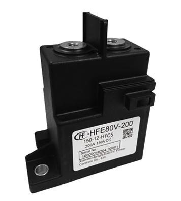 宏发HFE80V-200/150-12-HTC5Y继电器